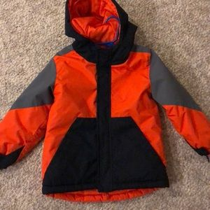 Boys winter jacket outer shell